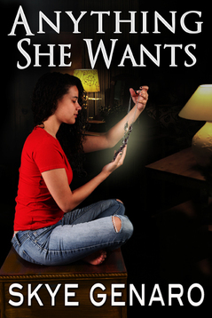 Anything She Wants teen paranormal story